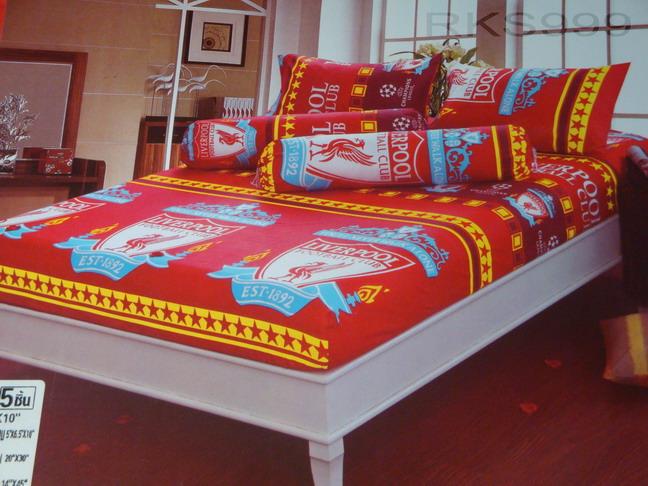 ชุดผ้าปูที่นอนลิเวอร์พูล A (CN)