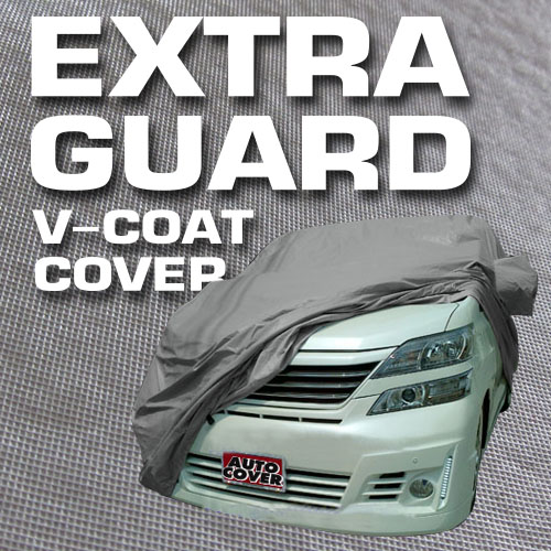 รุ่น Extra Guard V-Coat Cover สำหรับรถตู้