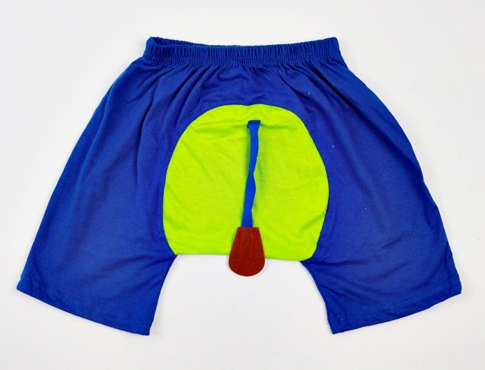 กางเกงก้นบานมีหาง size M (1-2 ปี)