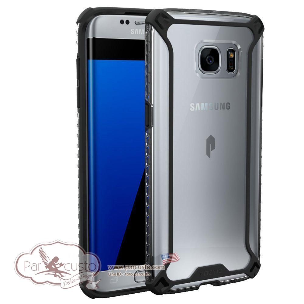 เคสกันกระแทก Samsung Galaxy S7 Edge [Affinity Series] จาก POETIC [Pre-order USA]