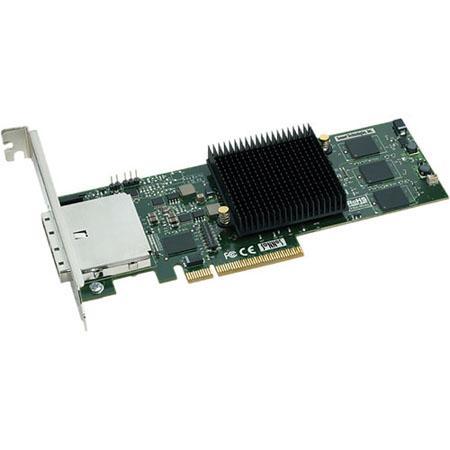 Fusion D8/R8 PCIe RAID Controller