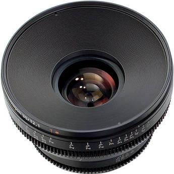 Zeiss Compact Prime CP.2 35mm/T2.1 Cine Lens (PL Mount)
