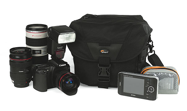 LowePro STEALTH REPORTER D 200 AW