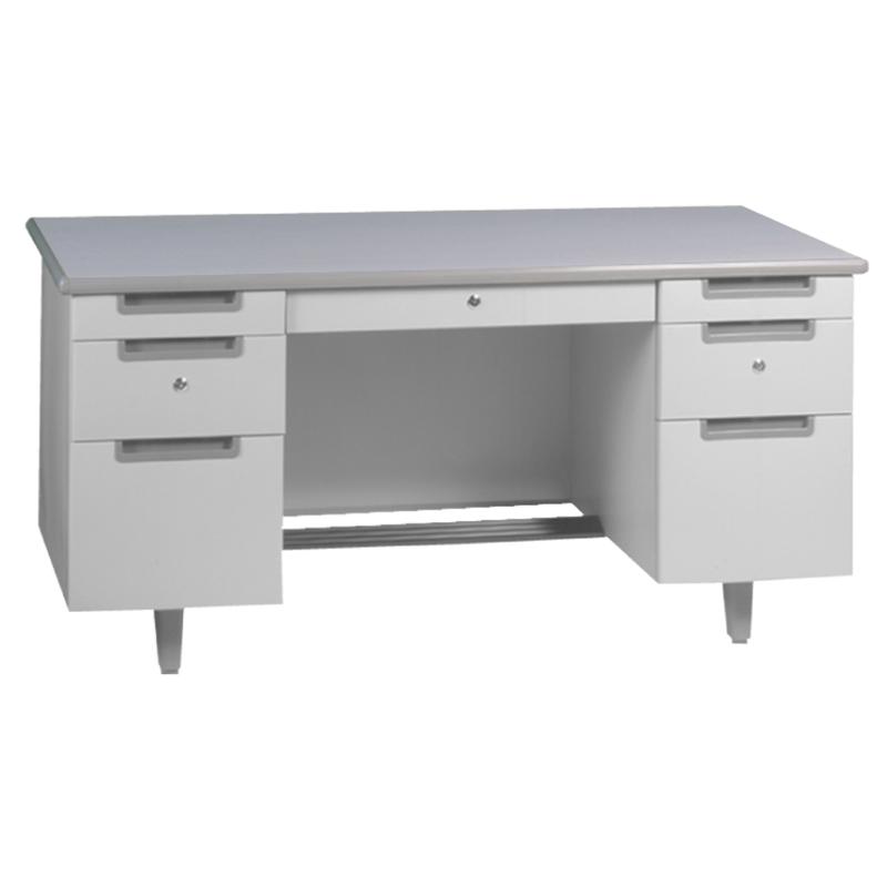โต๊ะทำงานเหล็ก ขนาด 5 ฟุต MT-3060