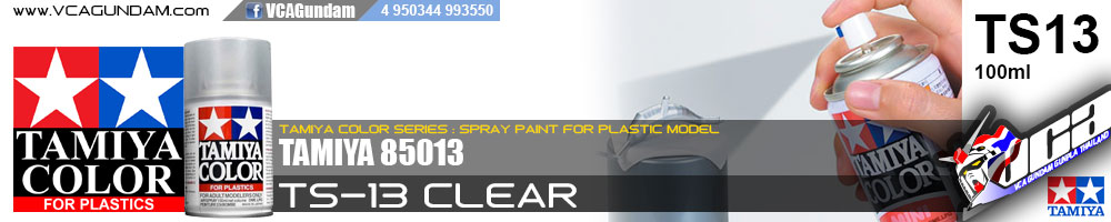 TS-13 CLEAR (GLOSS)