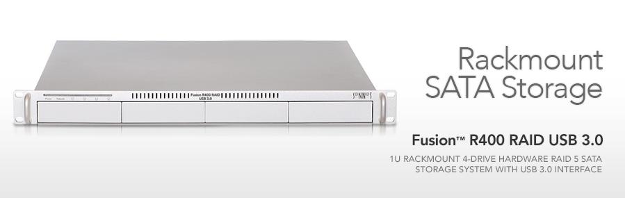 Sonnet Fusion R400 RAID USB 3.0 (0TB)