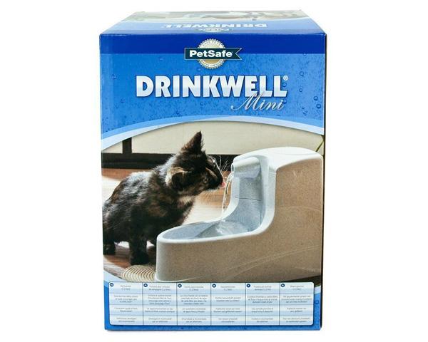 น้ำพุแมว Drinkwell รุ่น Mini ขนาด 1.2 ลิตร