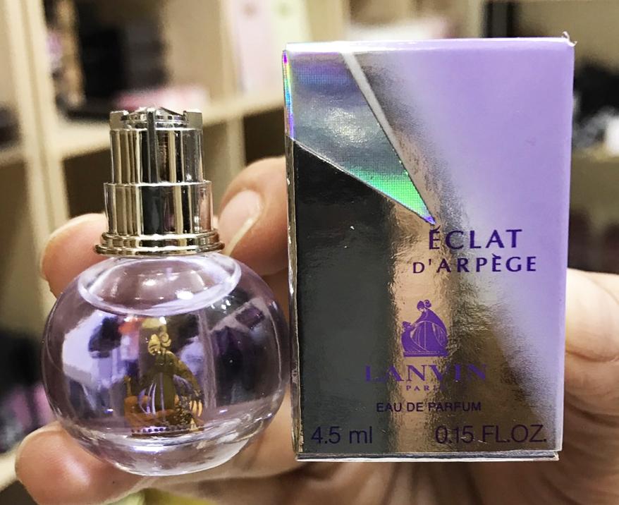 Lanvin Eclat DArpege 4.5ml. Eau de Parfum ขนาดทดลอง