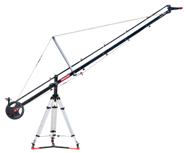 Proaim Fly 15' Pro Video Camera Crane with (CST-100) Tripod Stand (P-FLY-15-TS)