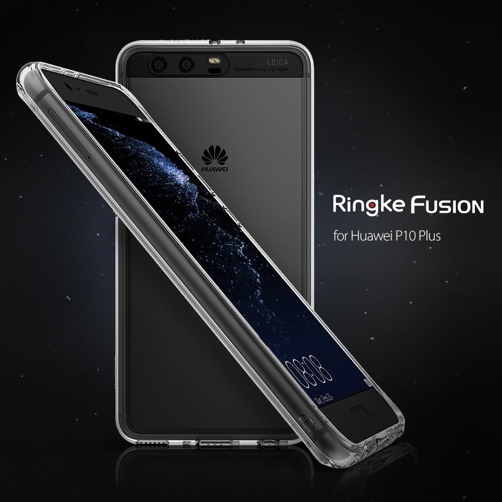 เคสใสกันกระแทก Rearth Ringke Fusion Huawei P10 Plus