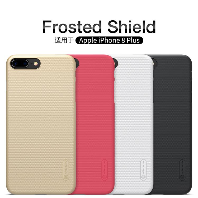 เคส NILLKIN Super Frosted Shield iPhone 8 Plus (iPhone 8 Plus เท่านั้น)