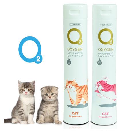 แชมพู O2 แมว
