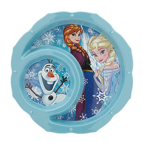 จานลาย Frozen [USA]