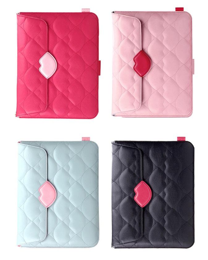 Monroe'S Kiss series กระเป๋าใส่ iPad สไตล์เกาหลี