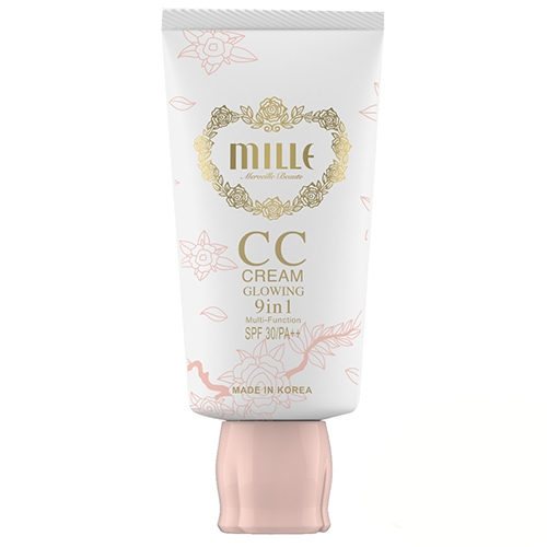 Mille CC Cream 6-in-1 Multifunction SPF 30 PA++ # Glowing