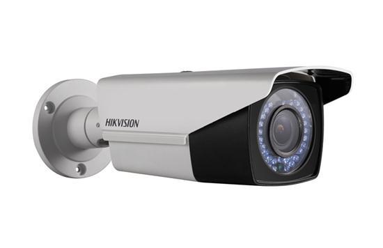 กล้อง 1.3 MP ทรงกระบอก Vari-Focal 2.8-12mm. ยี่ห้อ Hikvision รุ่น DS-2CE16C2T-VFIR3 IR 40m.