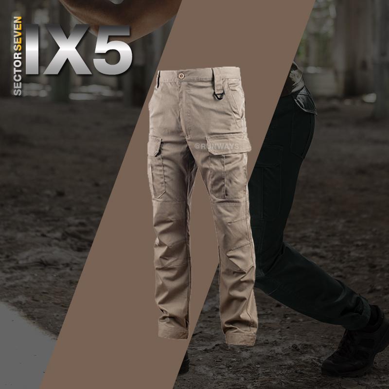 กางเกง SEVEN SCETOR IX5 : สีกากี