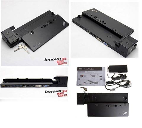 ThinkPad Pro Dock สินค้าใหม่ มือ 1 กล่องอยู่ในซีล