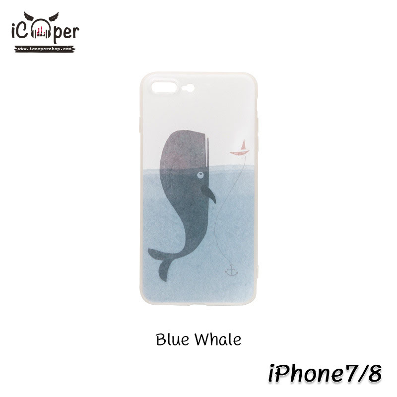 MAOXIN Island Case - Blue Whale (iPhone7/8)