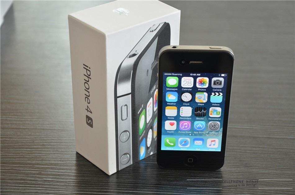 Apple iPhone 4s 32GB - Black
