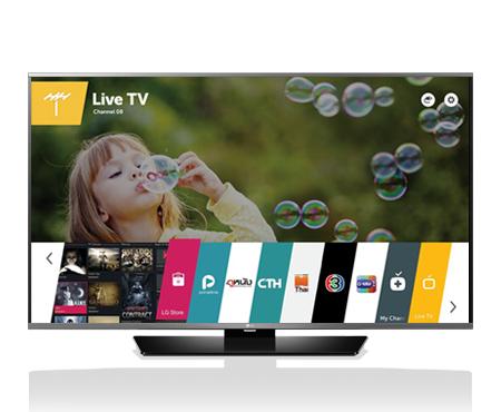 LG TV LED SmartTv ขนาด60นิ้ว รุ่น60LF630T