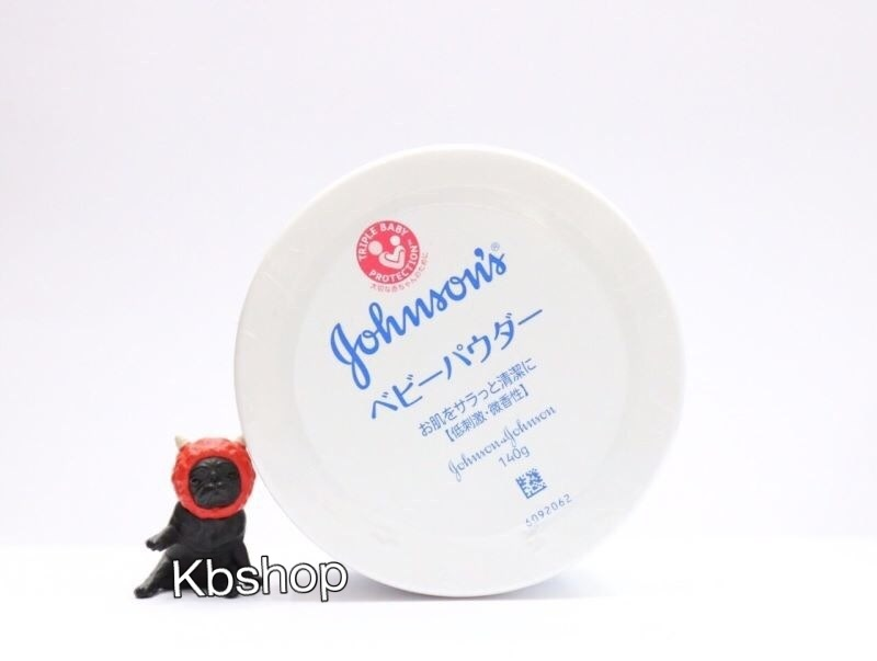 #Johnson's Baby Powder 140g