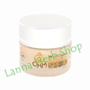 Whitening Sunscreen SPF30 (OHM) โอม