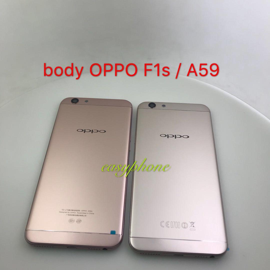 หน้ากาก OPPO F1s / A59