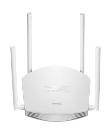 TOTO LINK WIRELESS N ROUTER N600R