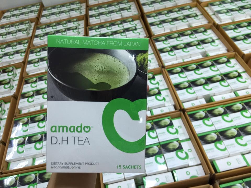ชาเขียว amado