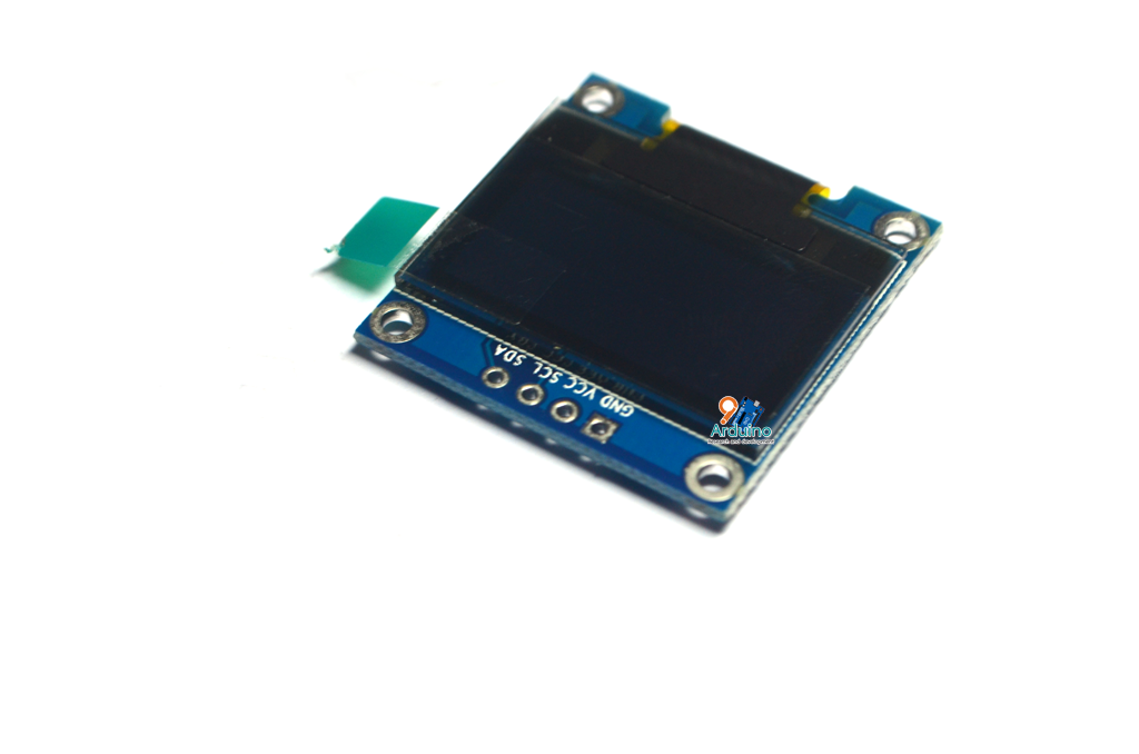 OLED LCD Display Blue 0.96