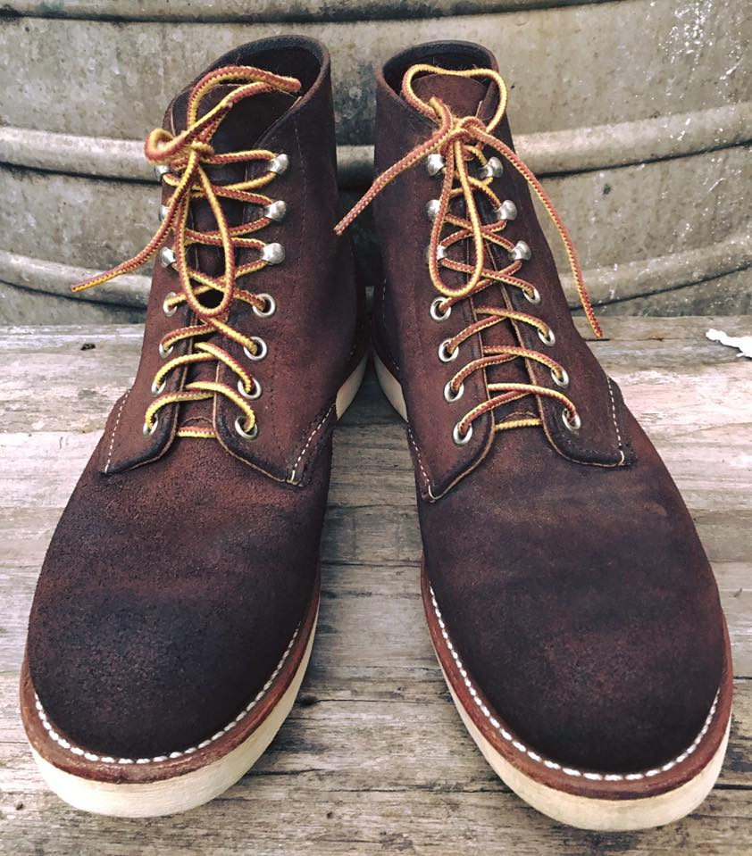 *RED wing 8164 size 9D*