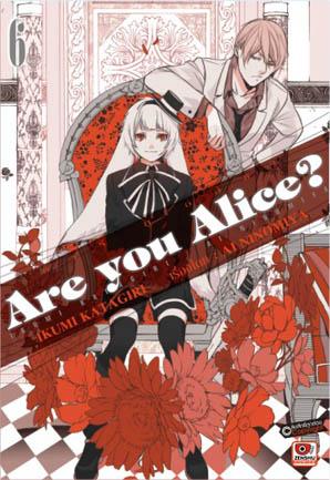 Are You Alice เล่ม 6