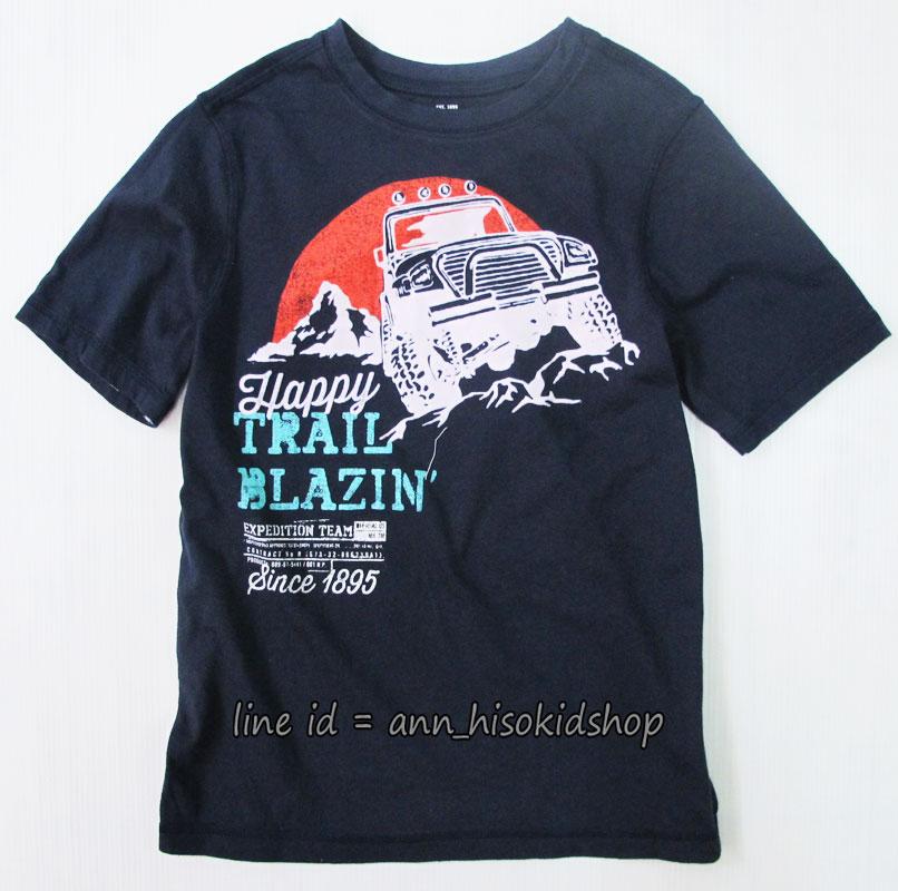 1731 Oshkosh T-Shirt ขนาด 8,12 ปี