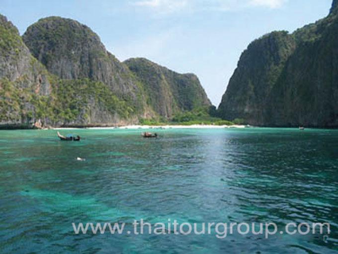 ภูเก็ต-เกาะพีพี-อ่าวมาหย-ถ้าไวกิ้ง-หมู่เกาะสิมิลัน-เกาะสี่-เกาะแปด