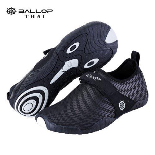 รองเท้า Ballop รุ่น Patrol Black