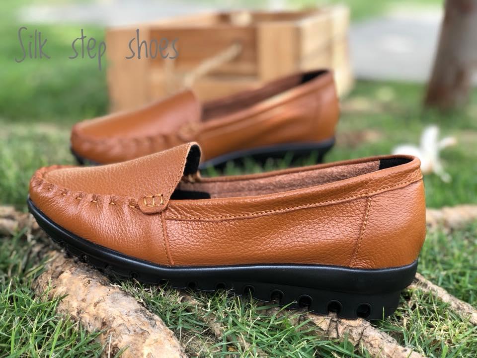 รองเท้าหนังนิ่มรหัส 609 Size 41
