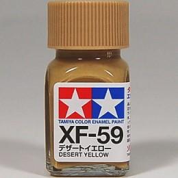 80359 Enamel (Flat) XF59 desert yellow