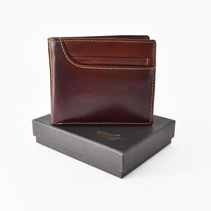 OW-814 ของขวัญวันเกิด กระเป๋าสตางค์ผู้ชาย