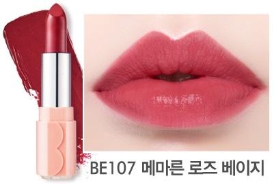[PRE] Etude Dear My Blooming Lip Talk Cream #สี BE107 ลิปสติกสีสวย เพื่อริมฝีปากนุ่มชุ่มชื่น [Pre order]