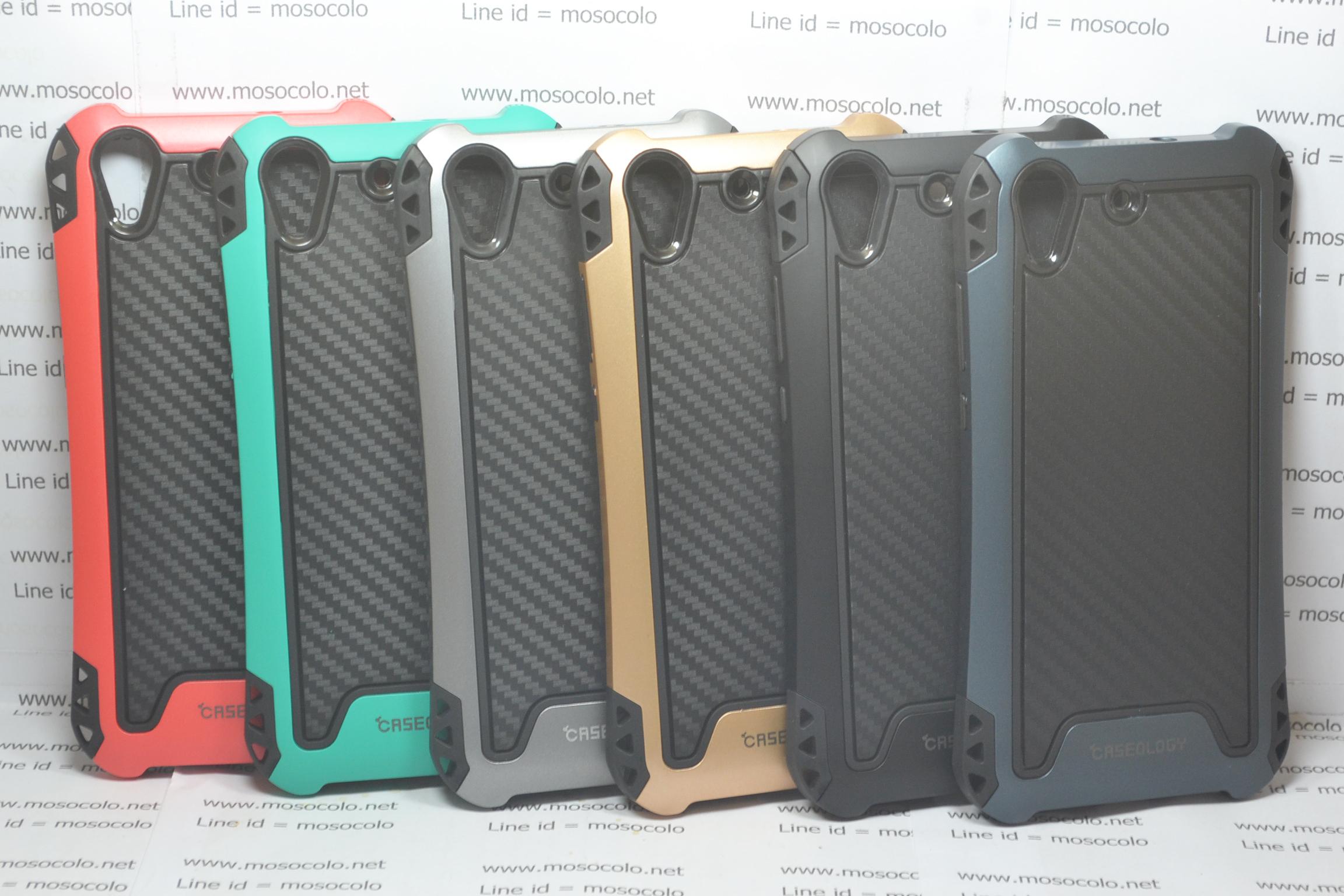 เคส Huawei Y6II CASEOLOGY เคฟล่า กันกระแทก