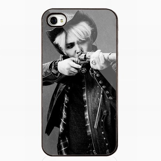 SUPER JUNIOR เคส sj iphone4s/5s Kangin