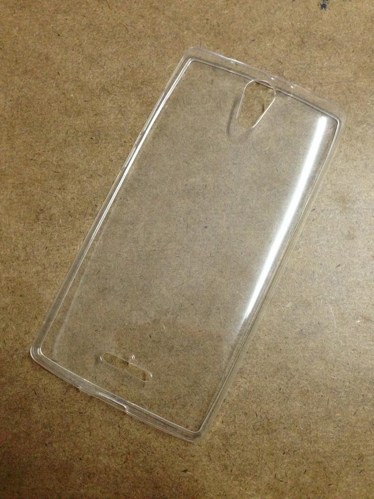 เคสนิ่มใส (หนา 0.3 mm) OPPO Mirror 3