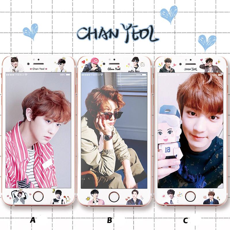 ฟิล์มกระจก Chanyeol