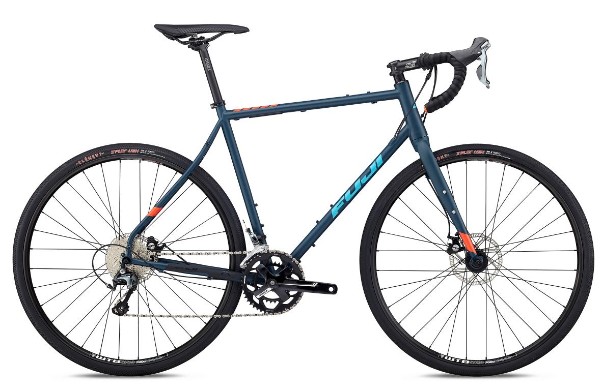 จักรยานเสือหมอบ FUJI JARI 2.5 CroMo Touring Bike 16สปีด 2018
