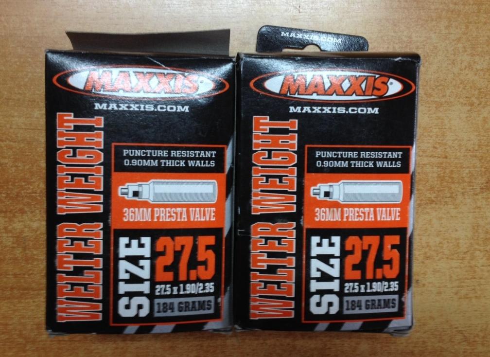 ยางใน MAXXIS 27.5x1.90 / 2..35 หัวเข็ม
