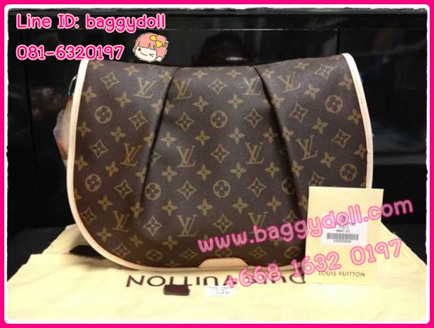 Louis Vuitton Monogram Canvas Menilmontant MM **เกรดท๊อปมิลเลอร์** (Hi-End)