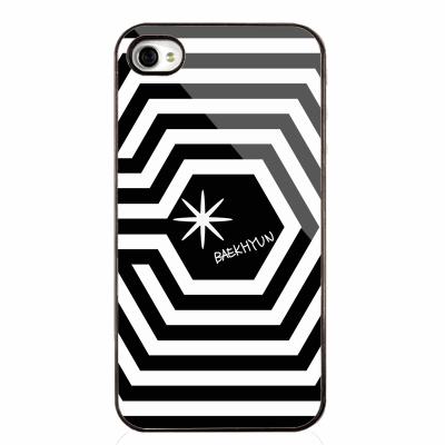 EXO เคส EXO Overdose iPhone4/4s BAEKHYUN
