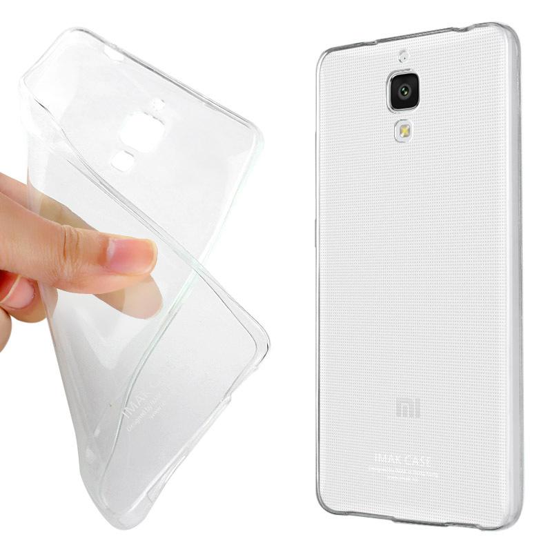 เคสซิลิโคนใส แบบนิ่ม Xiaomi Mi4