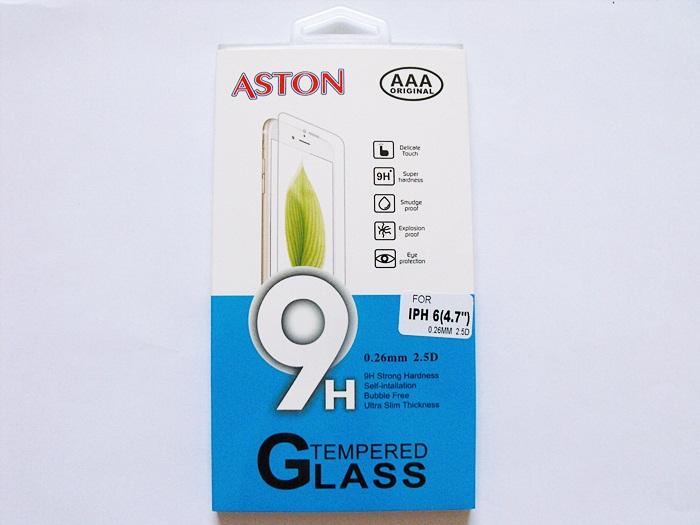 ฟิล์มกระจก Iphone 6 - 4.7 (ASTON)